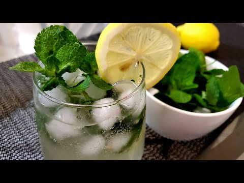 Virgin Mojito - How To Make Virgin Mojito