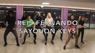 REIS FERNANDO & SAYQUON KEYS | COLLABO WORKSHOP (AFRO)