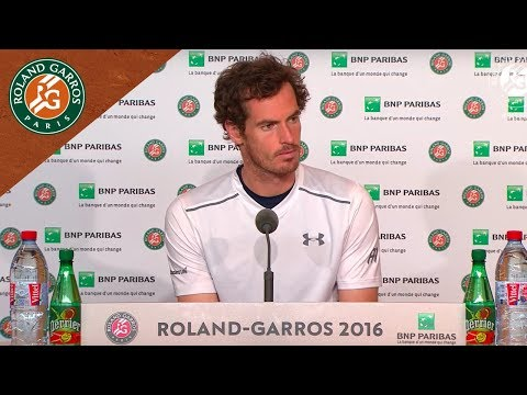 Andy Murray - Press Conference After...