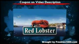 Red Lobster Coupons - Printable Red Lobster Coupons