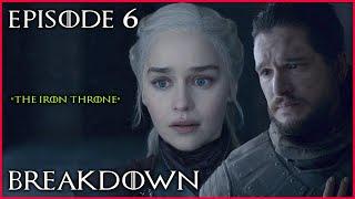 "Game of Thrones Season 8 Episode 6 ""The Iron Throne"" BREAKDOWN! Series FINALE"