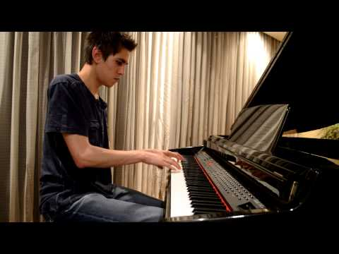 Chantal Kreviazuk - Time (piano cover by Sergio Bonifaz)