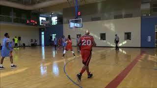 Sebais Duck ECBL basketball highlights