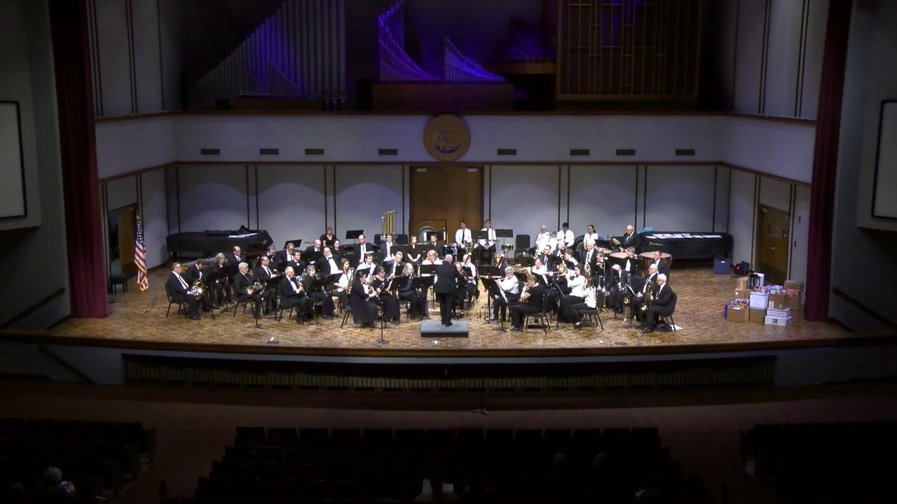 11 21 19 Community Band Concert