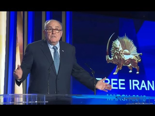 Speech by Mayor Giuliani in the Iranian New Year celebration of the Iranian Resistance in Albania