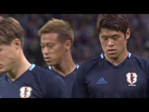 Japan vs Iraq (2018 FIFA World Cup Qualifiers)