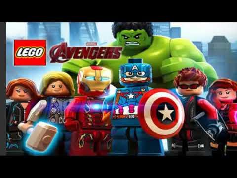 Como Descargar Juego Lego Marvels Avengers Para Xbox 360 Rgh Youtube