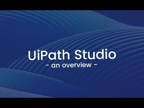 What is Robotic Process Automation - RPA Software | UiPath
