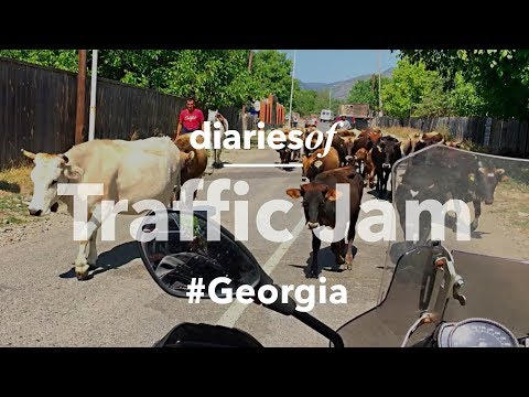 Moments: Traffic Jam in Georgia