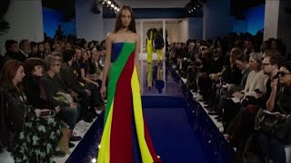 Moda New York, Ralph Lauren tra stile marinaro e Jamaica