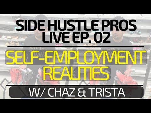 What It's REALLY Like Working From Home   Side Hustle Pros Live Ep 02