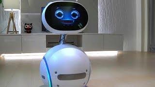 видео Робота в каждый дом – Asus представила Zenbo