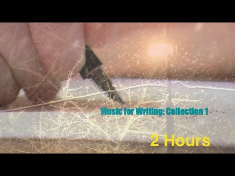 Music for Writing, Music for Writing Essays & Music for Writing Concentration Novels, Fiction