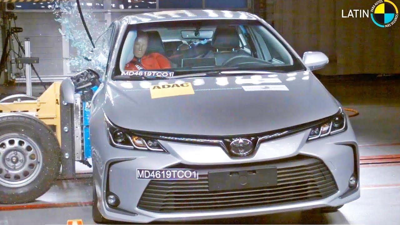 2020 Corolla Sedan Çarpışma Testi, 2020 Focus Sedan Çarpışma Testi | Gözle Görülür Fark!