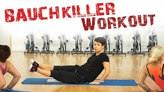 Video Bauchkiller - Workout download MP3, 3GP, MP4, WEBM, AVI, FLV Juli 2018