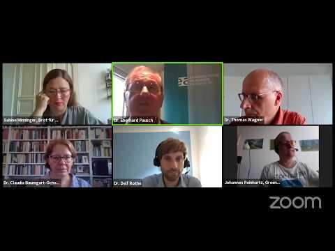 Friedensgutachten 2020: Klimakriege – wie lässt sich Frieden nachhaltig sichern?