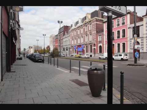 Roubaix   belle  ville de La Region Nord de Lille