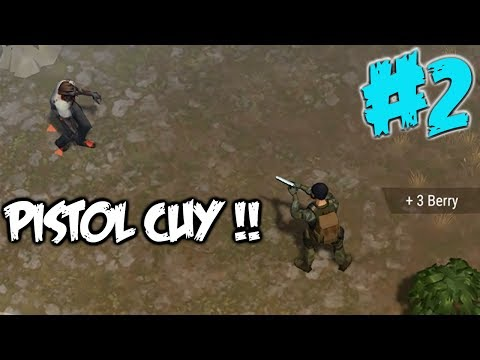 LAST DAY ON EARTH : SURVIVAL INDONESIA #2 - DAPAT PISTOL + LOOT MELIMPAH EVENT PESAWAT JATUH