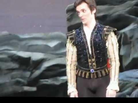 Angel Corella at his American Ballet Theatre Farewell (Curtain Calls) June 28, 2012