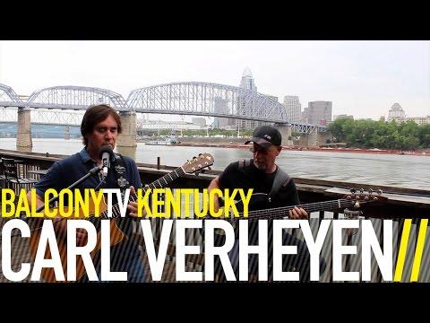 CARL VERHEYEN - NO WALKIN' BLUES (BalconyTV)