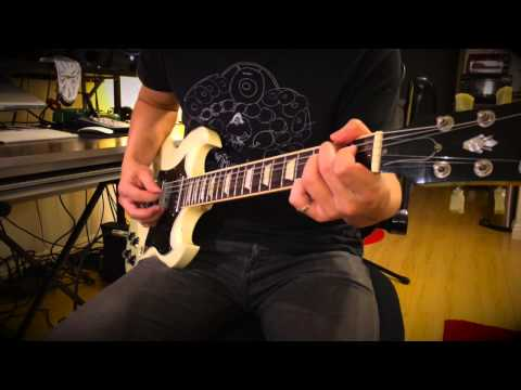 Metallica  Master Of Puppets Guitar