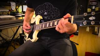 Metallica - Master Of Puppets Guitar Cover