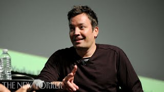 Jimmy Fallon: From SNL to The Tonight Show | The New Yorker Festival