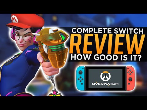 The COMPLETE Overwatch Nintendo Switch Review