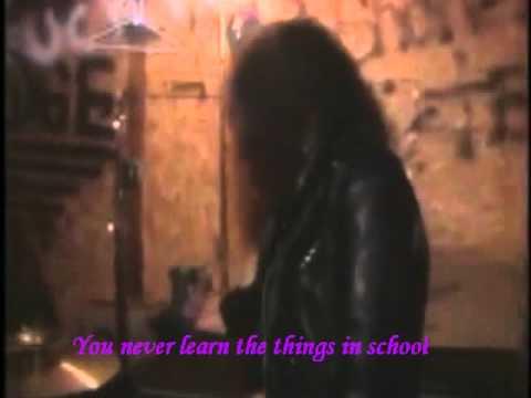 Cinderella-One For Rock N Roll-Lyrics
