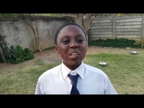12yr Old kid schools Zimbabwean Government  on Bond Notes solution. #Crazy #Funny
