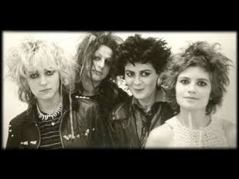 The Slits on Radio Radio, WPIX - FM  New York, 1980
