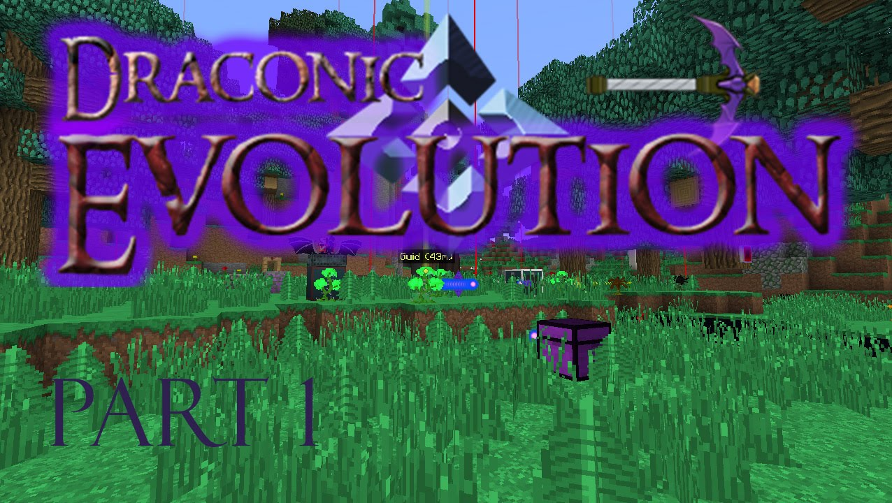 Гайд по Моду Draconic Evolution - картинка 2