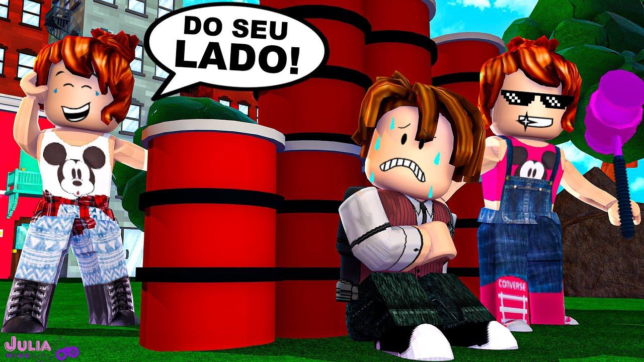 Roblox - A SEGURANÇA MARRETÃO (Flee The Facility)