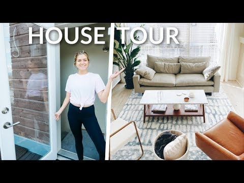 I Bought A House At 24 | My Full House Tour!