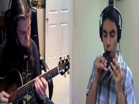 Ordon Village on Ocarina and Guitar (with MetalDaniel03)