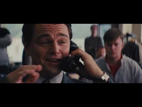 The Wolf of Wall Street Aerotyne Phone Sale