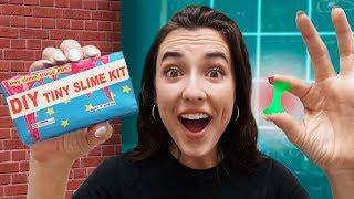 DIY Tiny Slime Kit!