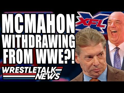 WWE Raw Star FRUSTRATED! NXT & AEW Review! Vince McMahon Withdrawing From WWE? | WrestleTalk News