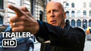 DEATH WISH Official Trailer TEASER (2017) Bruce Willis, Eli Roth Revenge Movie HD