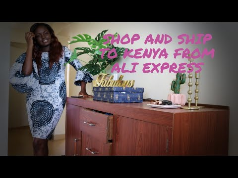 HOW TO SHOP & SHIP FROM ALIEXPRESS | TO KENYA + I WAS CONNED