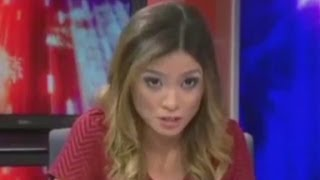Russia Today anchor resigns on-air