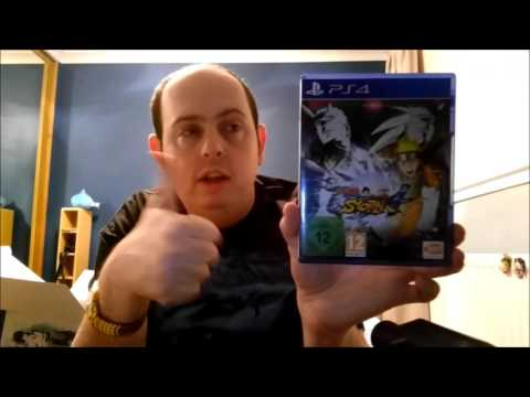 Naruto Shippuden: Ultimate Ninja Storm 4 Collector's Edition Unboxing!