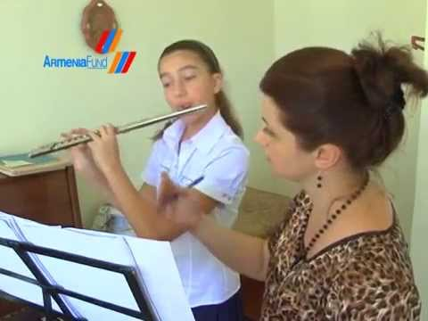 Community Centers, Water System, Musical Instruments, And Scholarships (Armenian)