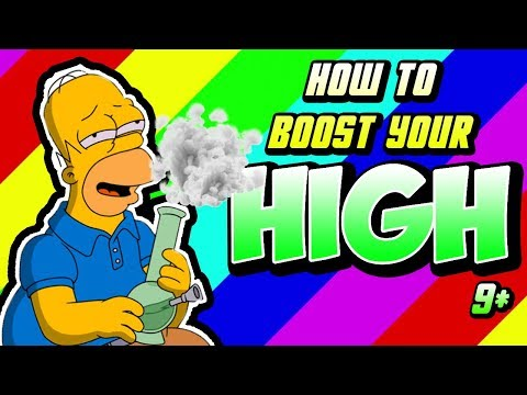 WATCH THIS WHILE HIGH #9 (BOOSTS YOUR HIGH)
