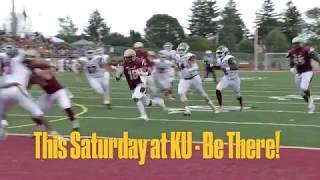 Kutztown University Football Playoffs