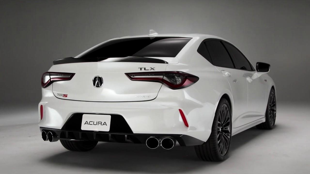 2021 Acura Tl Model