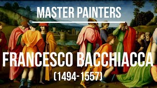 Francesco Ubertini (1494-1557) A collection of paintings 4K Ultra HD