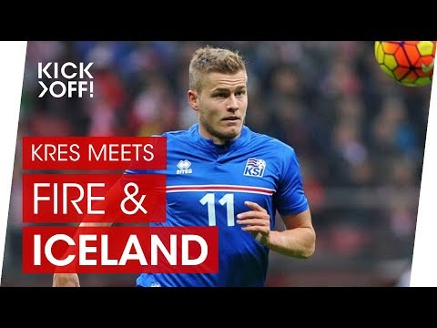 Alfred Finnbogason on Iceland, World Cup Dreams and Penises