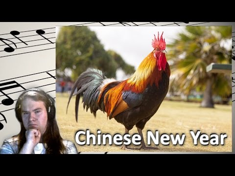 Music Composing Streaming - 27.1.2017 | Chinese New Year #music #china #composing #chinesenewyear