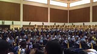 Coming With You [BANDROOM] - Southern University Human Jukebox 2015